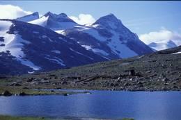 Storsteinsfjellet - Foto: Per Roger Lauritzen