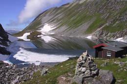 Svartvassbu ved Svartevatnet - Foto: Anne Olsen Bolsønes