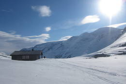 Trulsbu, påsken 2011  - Foto: Line Bjørne-Larsen