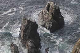 Vilt hav ved Runde - Foto: Martin Hauge-Nilsen