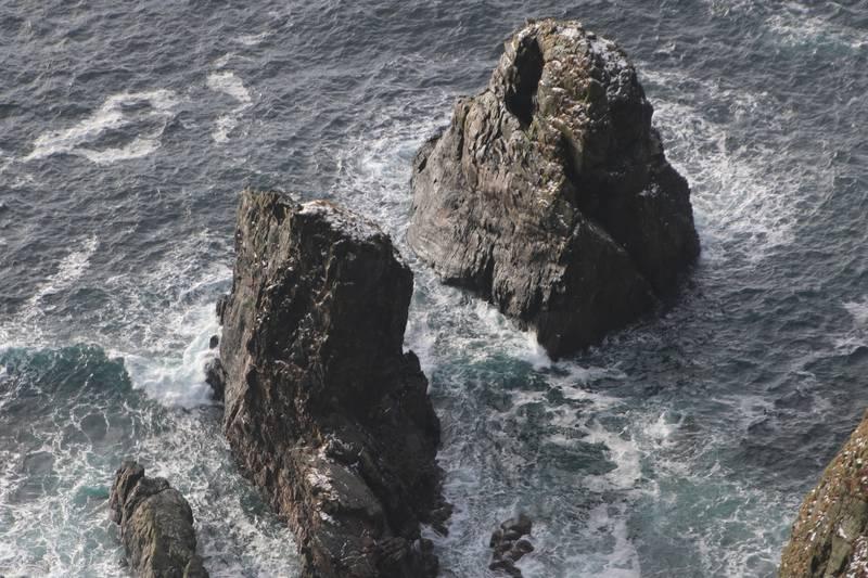 Vilt hav ved Runde