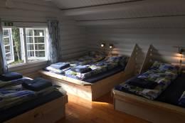 6 soveplasser på soverom 2 - Foto: