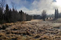 Vassfjellet i skyene - Foto: Jesper Jørgensen