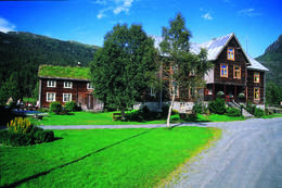 Kårvatn - Foto: Trondhjems Turistforening