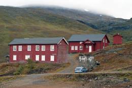 Ny-Sulitjelma fjellstue] - Foto: Clas Holmberg
