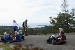 Hisåsen - Foto: Aust-Agder turistforening