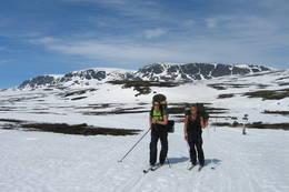 voksen date Ski