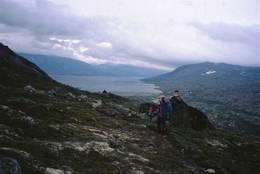 Mot Aursjødammen -  Foto: Ivar Vullum
