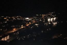 Kalvåg By night - Foto: Jannike Brenden Frøyen