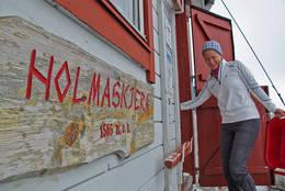 Holmaskjer - Foto: Per Strøm