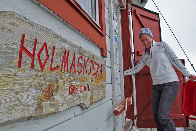 Holmaskjer