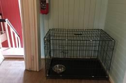 Hundebur i 2 etasje - Foto: