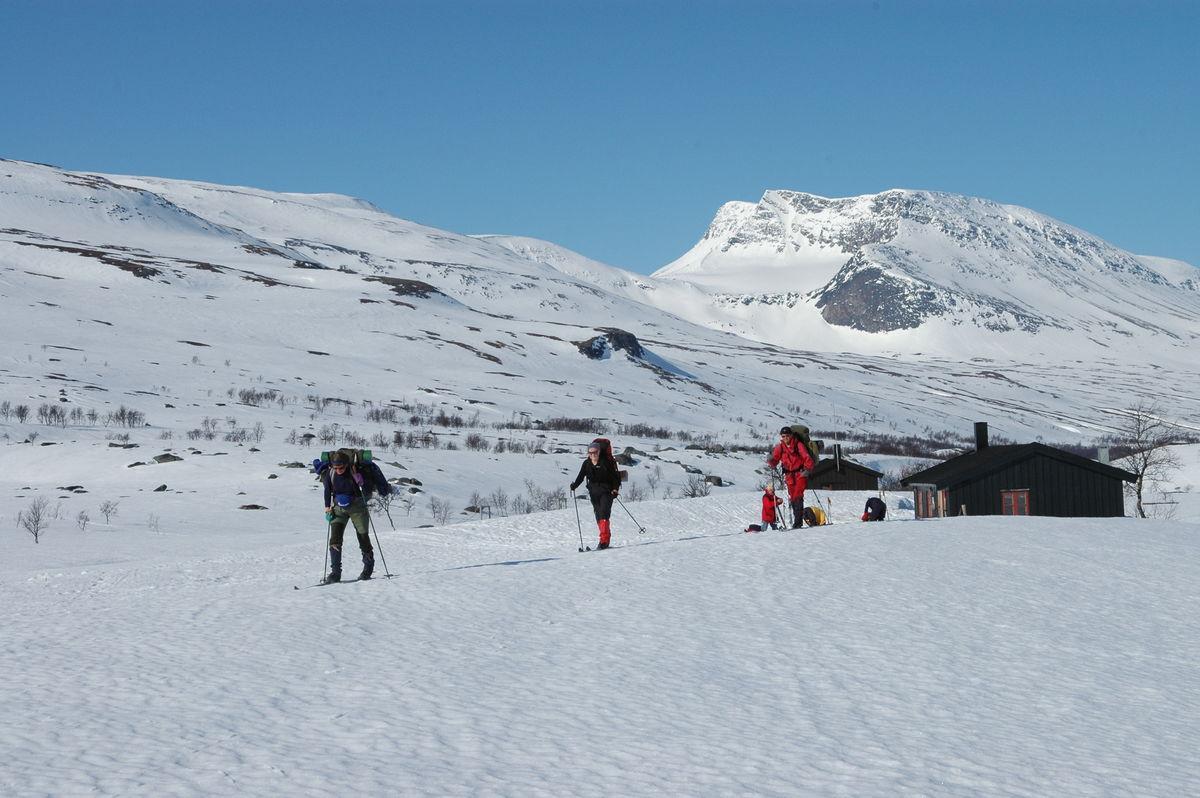 Fellestur i Indre Troms 2006