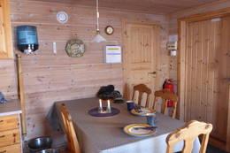 Kjøkkenbord  - Foto: Åshild Bjørnådal