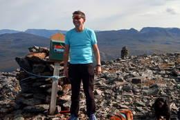Are på toppen -  Foto: Stig Kristoffersen