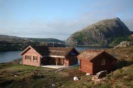 Nipebu - Foto: Sogn og Fjordane Turlag