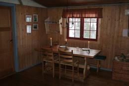 Stuen på Granbustøyl - Foto: Jan Nykvist
