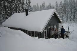 Vinter 08  - Foto: DNT Oslo og Omegn