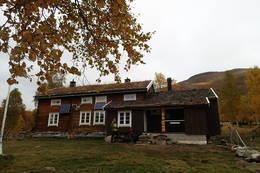 Vakkerstøylen slik den ser ut etter ombygginga - Foto: Harald Tryggestad