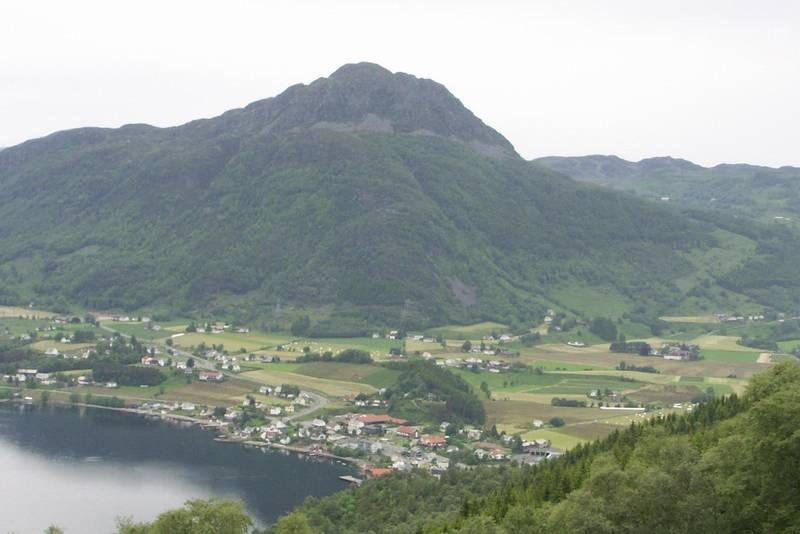 Sandeid  - Foto: Haugesund Turistforening