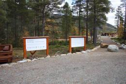Ovii Raishiin - Visitor point Reisadalen -  Foto: Rune Benonisen