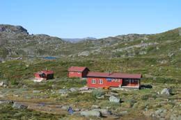 Sommerdag ved Sloaros -  Foto: Kristiansand og Opplands Turistforening