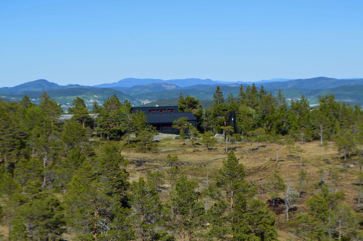 Vassfjellkapellet i juni