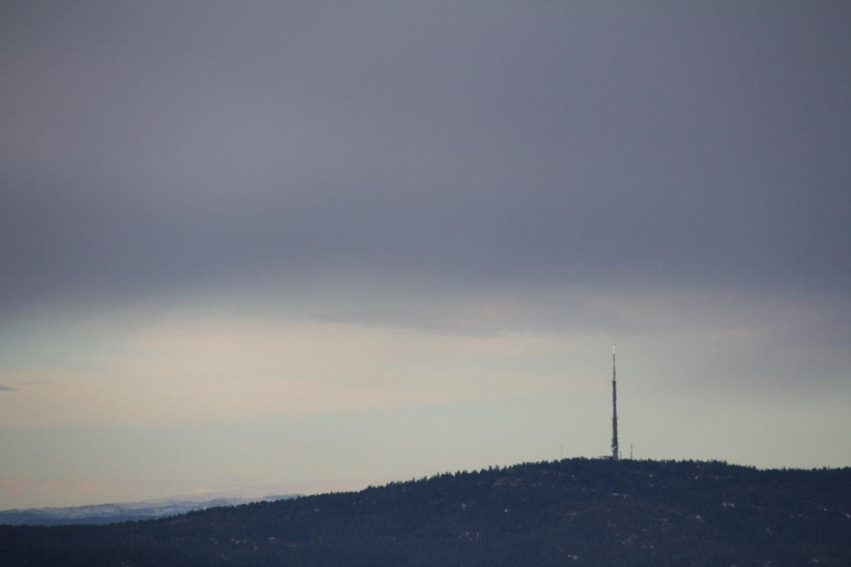 Masten på Vealøs i Skien