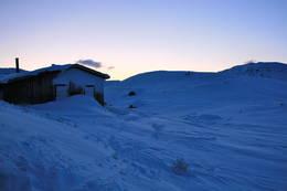 Vinterkveld -  Foto: Marie Brøvig Andersen