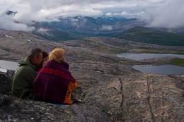 Tilbakeblikke på turen - Foto: Kjell Fredriksen
