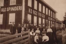 Ullspinneriet - Foto: Kongsvinger Vinger historielag