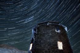 Natt over Skåla  - Foto: Kim Andre Sund