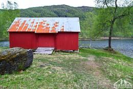 Tussvatnet i Bodø - Foto: Tursiden for Bodø og Salten