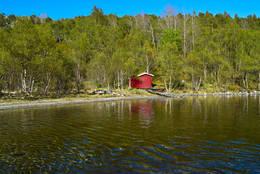 Skivikvatnet -  Foto: Tursiden for Bodø og Salten