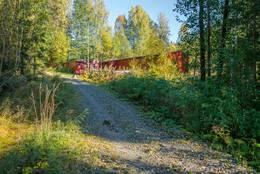 Pistolbanen - Foto: Øystein Berntsen
