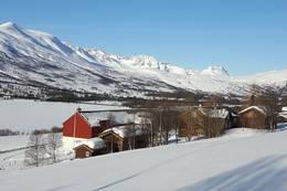 Utsikt vestover Storlidalen - Foto: Bente Vasli