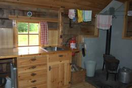 Kjøkkenkroken - Foto: Sindre Nakken