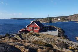 Seilerhytta i Tvedestrand -  Foto: Dag N. Fagermyr