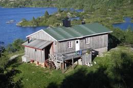 Mjåvasshytta - Foto: Kjell Sandåker