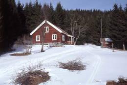 Svarvestolen - Foto: Drammens og Oplands Turistforening