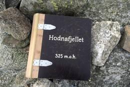 Hodnafjell - Foto: Torfinn Dommersnes