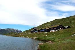 Haukeliseter fjellstue -  Foto: Oskar Åslund