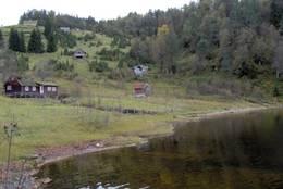 Timrevika og Hafstadstølane -  Foto: Jan Roar Sekkelsten