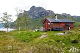Sørfjorden i Sjunkhatten Nasjonalpark -  Foto: Tursiden for Bodø og Salten