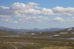 Navnlausdalen i Saltfjellet - Foto: Robert Bjugn