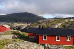 Løkjelsvatnhytta - Foto: Edvin Storlien