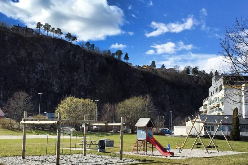 Lekeplassen på Dulpen