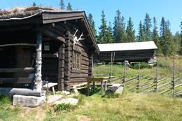 Sommer Øvre Fjellstul