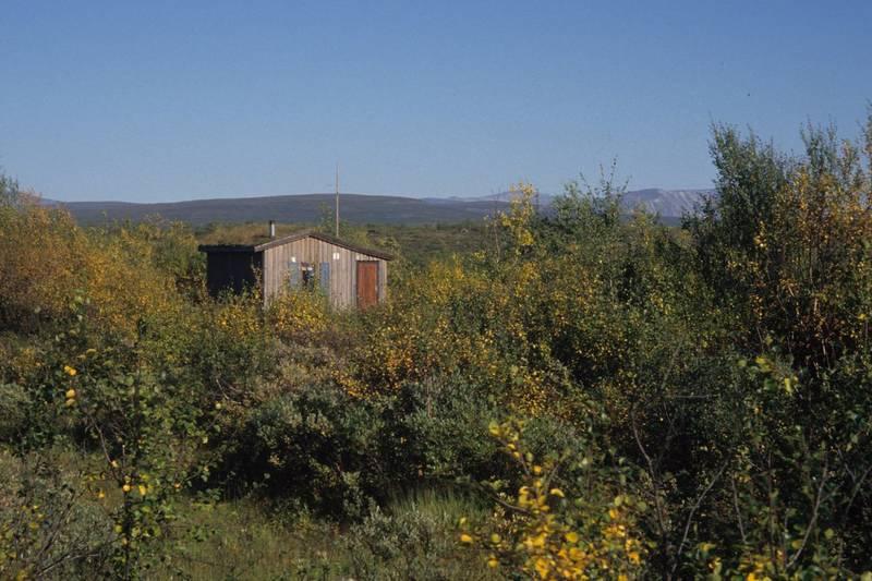 Bojobæskihytta, Finnmarksvidda