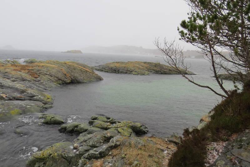 Nordspissen på Skageneset.